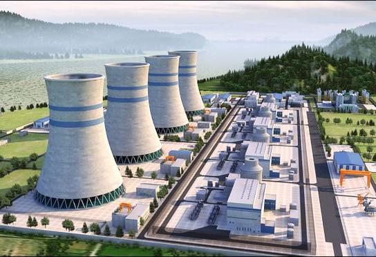 彭泽核电站