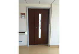 医用科室门